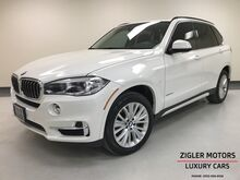 2016_BMW_X5_xDrive35d DIESEL PRIOR CPO Luxury Line, Luxury seating Active Blind Spot&Lane Dep_ Addison TX