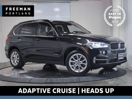 2016 BMW X5 xDrive35d Diesel Adaptive Cruise Head-Up Display Portland OR