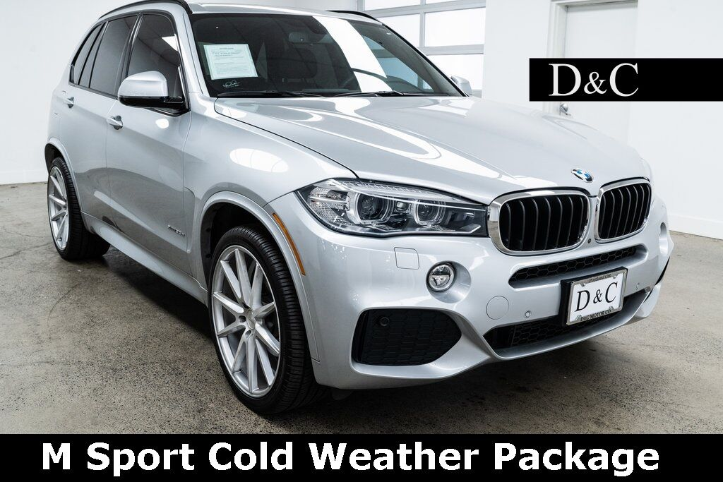 2016 BMW X5 xDrive35d M Sport Cold Weather Package Portland OR