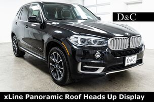 2016 BMW X5 xDrive35d xLine Panoramic Roof Heads Up Display