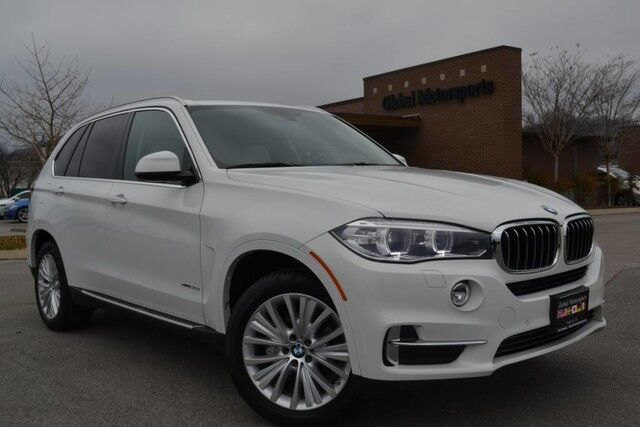 2016 BMW X5 xDrive35i/$64,895 MSRP/AWD/Luxury Line/Prem Pkg/Drivers Assist Pkg/Cold Weather Pkg/Head Up Disp/Nav/Rear View Cam/Heated Multi Contour Seats/Pano Roof/Xenon Headlights Nashville TN
