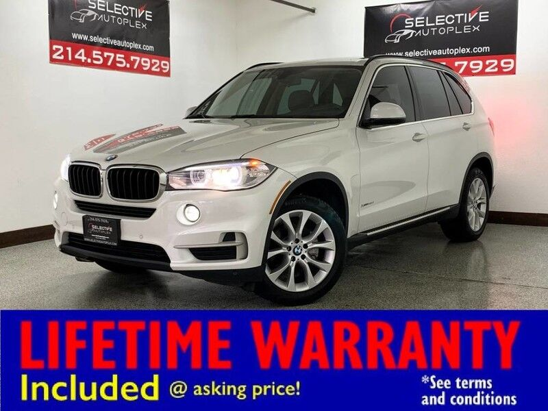 2016 BMW X5 xDrive35i AWD, NAV, HEATED FRONT SEATS, PARKING AID Carrollton TX