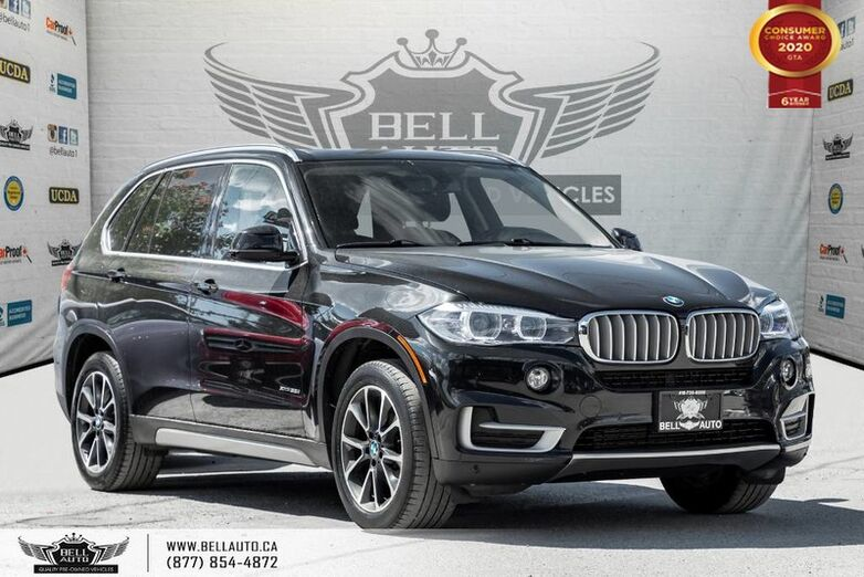 2016 BMW X5 xDrive35i, AWD, NAVI, REAR CAM, SENSORS, DVD, PANO ROOF Toronto ON