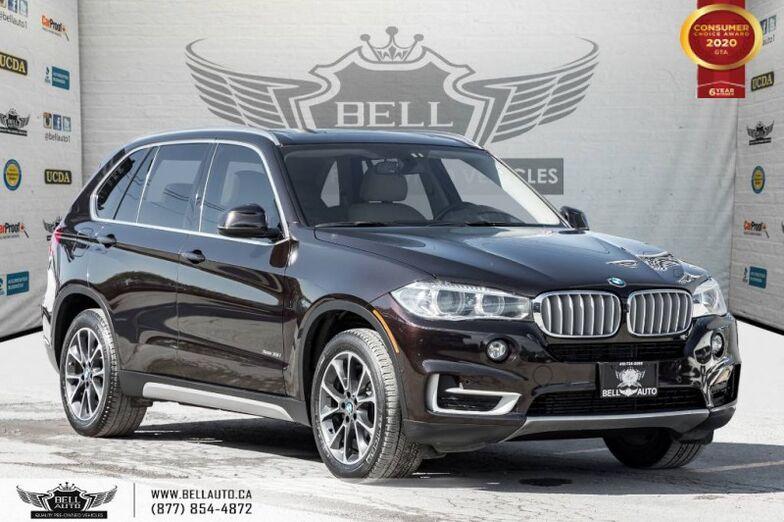 2016 BMW X5 xDrive35i, AWD, NO ACCIDENTS, NAVI, REAR CAM, SENSORS Toronto ON