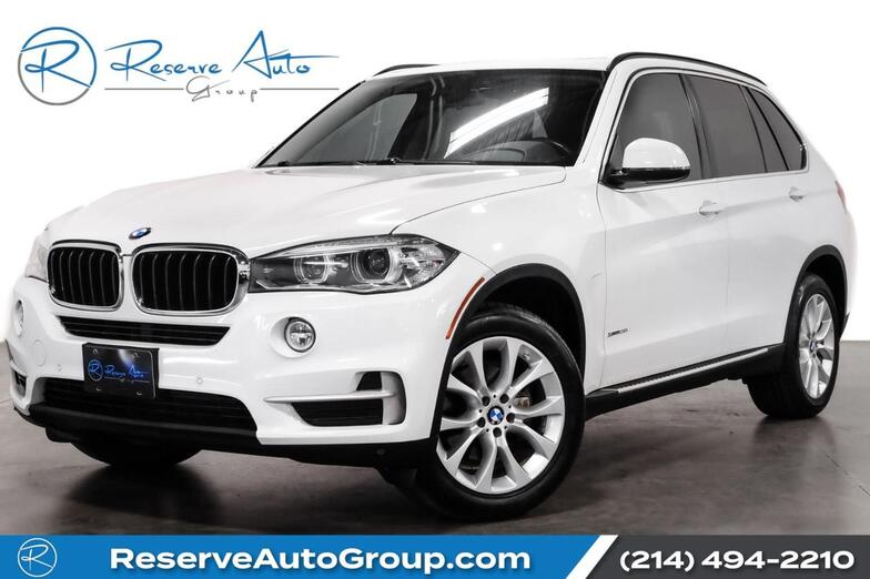 2016 BMW X5 xDrive35i AWD Navigation BackUp Cam PanoRoof The Colony TX