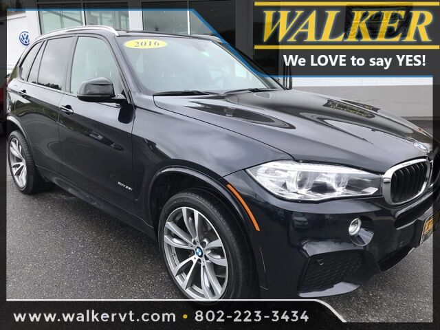 2016 BMW X5 xDrive35i Barre VT