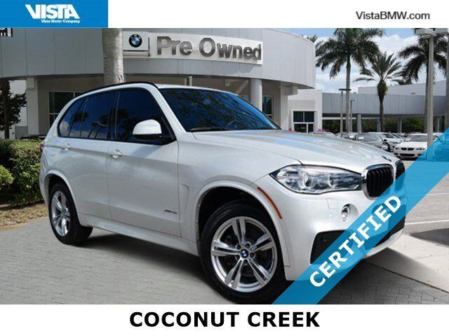 2016 BMW X5 xDrive35i Coconut Creek FL