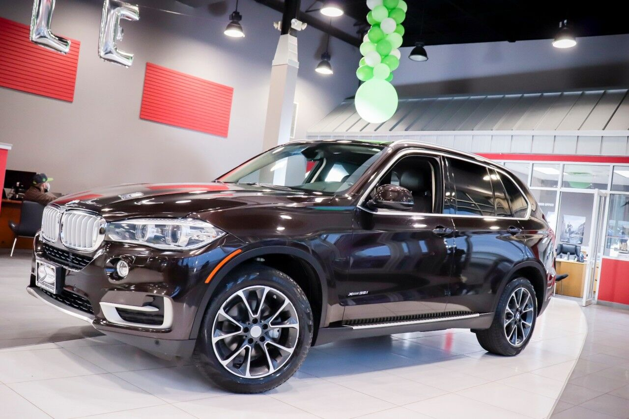 2016 BMW X5 xDrive35i Cold Weather Drivers Assistance Premium X Line Package Harman Kardon Sounds Sunroof Navigation 1 Owner Springfield NJ