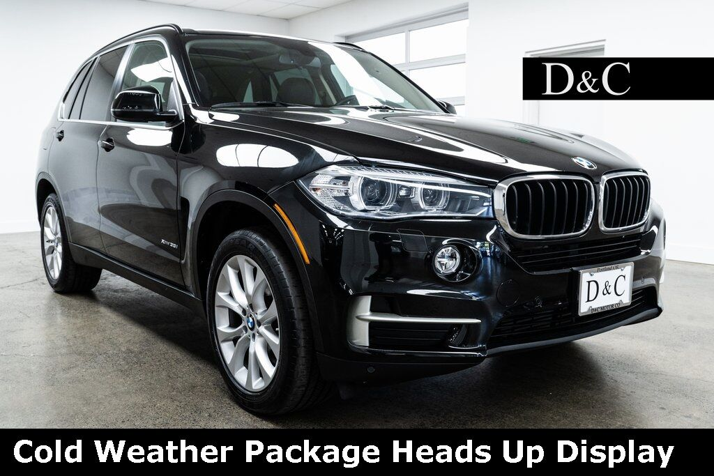 2016 BMW X5 xDrive35i Cold Weather Package Heads Up Display Portland OR