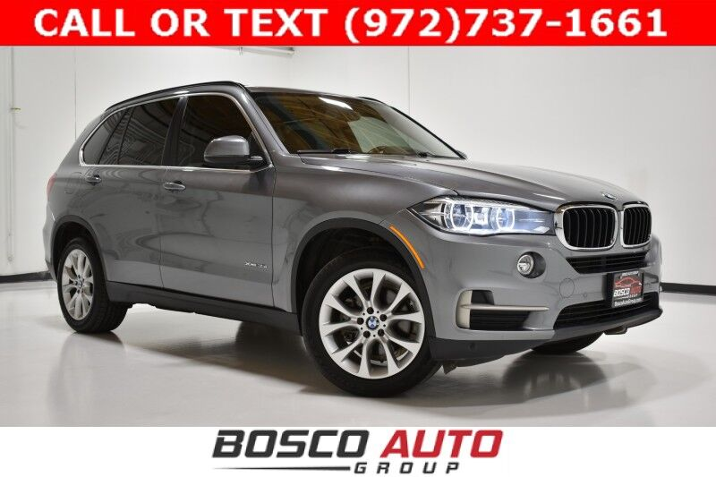 2016 BMW X5 xDrive35i Flower Mound TX