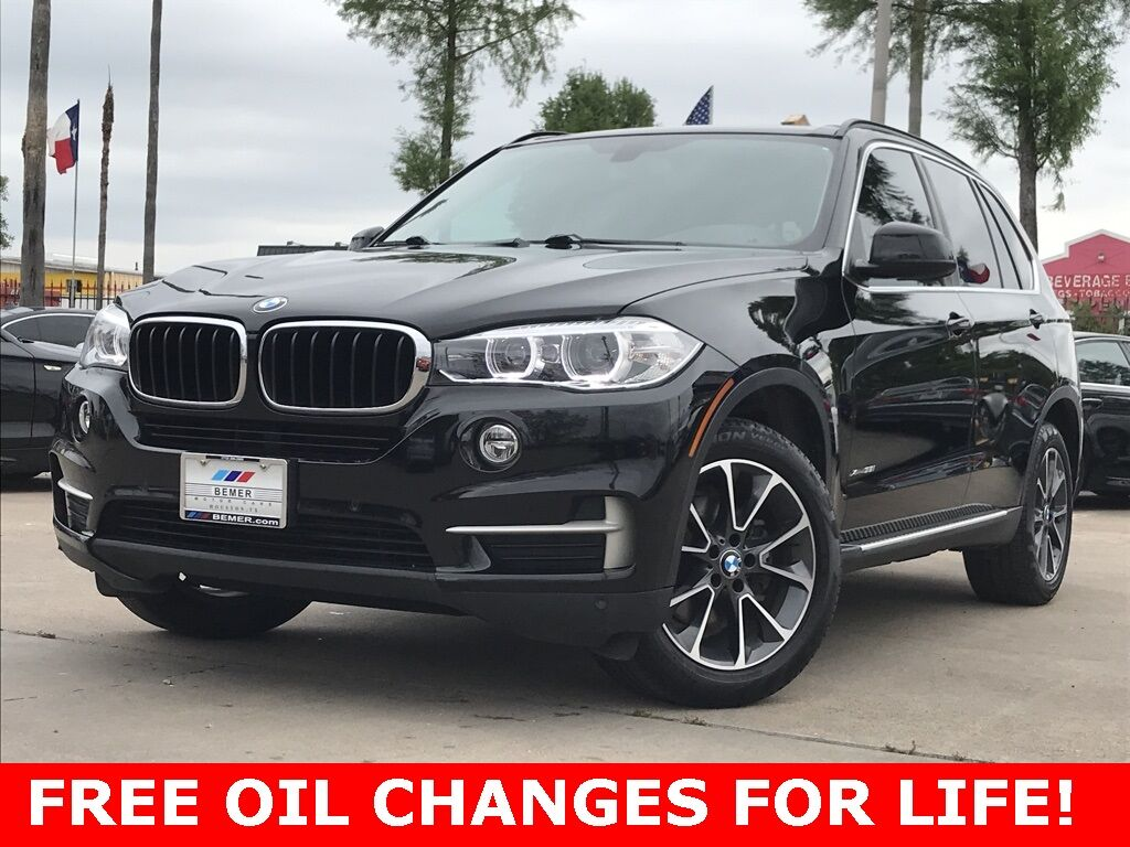 2016_BMW_X5_xDrive35i_ Houston TX