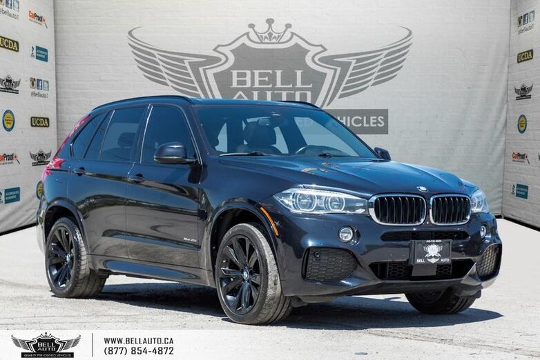 2016 BMW X5 xDrive35i, M PKG, HEADS-UP DIS, NAVI, 360 CAM, PANO ROOF Toronto ON