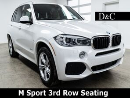 2016_BMW_X5_xDrive35i M Sport 3rd Row Seating_ Portland OR