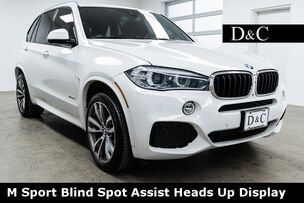 2016 BMW X5 xDrive35i M Sport Blind Spot Assist Heads Up Display