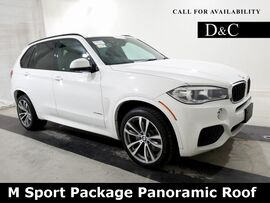 2016 BMW X5 xDrive35i M Sport Package Panoramic Roof