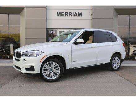 2016_BMW_X5_xDrive35i_ Merriam KS