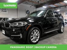 2016_BMW_X5_xDrive35i NAV Back-Up PANO_ Portland OR