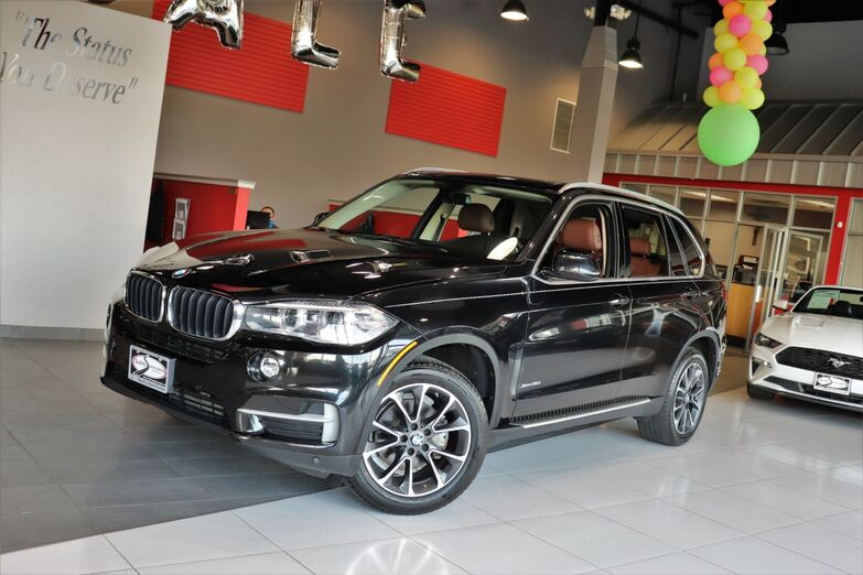 2016 BMW X5 xDrive35i Premium Package Running Boards Backup Camera Roof Rails Springfield NJ