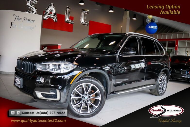 2016 BMW X5 xDrive35i Premium and X-Line Pkg 19'' Wheels Harman Kardon Springfield NJ
