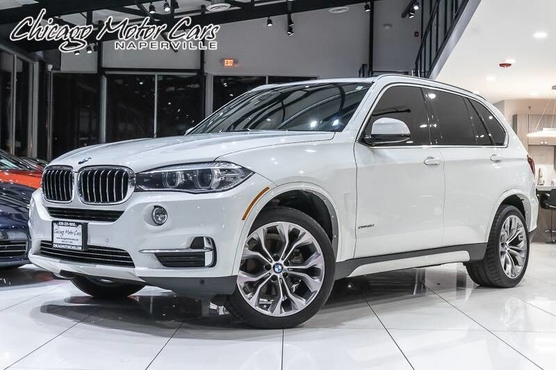 2016_BMW_X5 xDrive35i_SUV **MSRP $64,145**_ Chicago IL