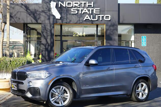2016_BMW_X5_xDrive35i_ Walnut Creek CA