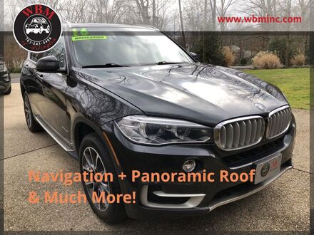 2016_BMW_X5_xDrive35i w/ Premium Package_ Arlington VA