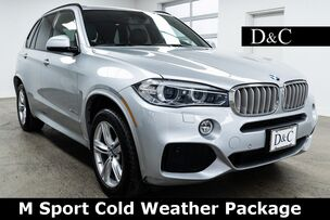 2016 BMW X5 xDrive40e M Sport Cold Weather Package