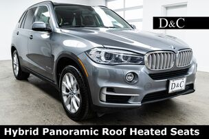 2016 BMW X5 xDrive40e Panoramic Roof Heated Seats