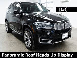 2016 BMW X5 xDrive40e xLine Panoramic Roof Heads Up Display