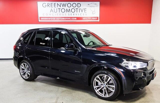 2016 BMW X5 xDrive50i Greenwood Village CO