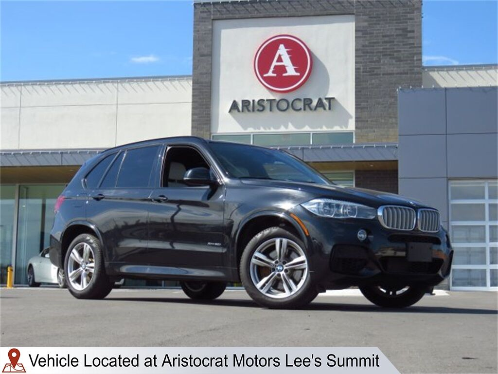 2016 BMW X5 xDrive50i Lee's Summit MO