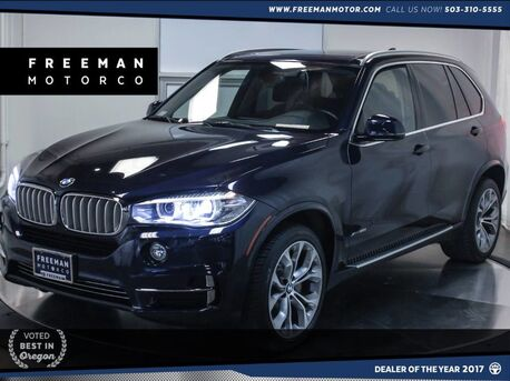 2016_BMW_X5_xDrive50i Luxury Line Back-Up Cam Pano Vented Seats_ Portland OR