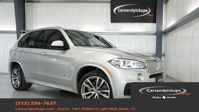 2016 BMW X5 xDrive50i M Sport Dallas TX