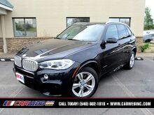 2016_BMW_X5_xDrive50i_ Fredricksburg VA
