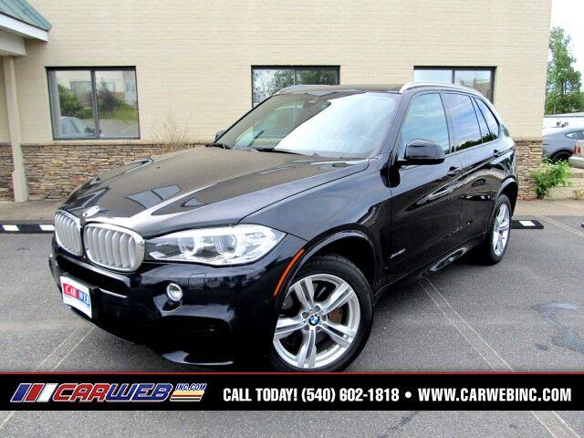 2016 BMW X5 xDrive50i Fredricksburg VA