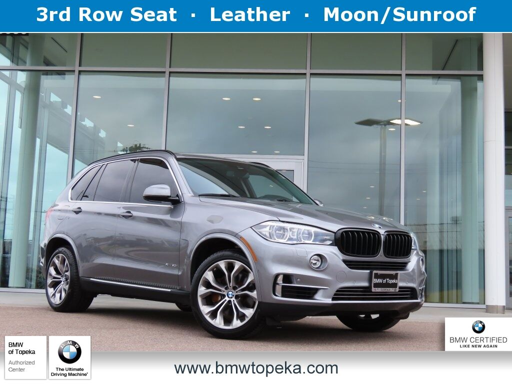2016 BMW X5 xDrive50i Topeka KS