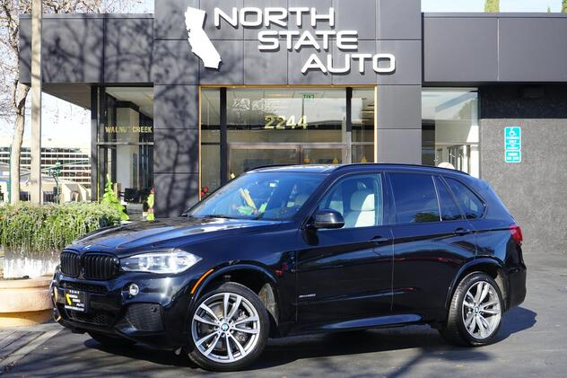 2016_BMW_X5_xDrive50i_ Walnut Creek CA