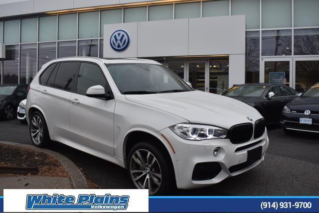 2016 BMW X5 xDrive50i White Plains NY