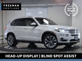 2016 BMW X5 xDrive50i xLine Head-Up Display Blind Spot Assist