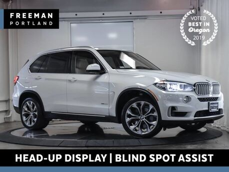 2016_BMW_X5_xDrive50i xLine Head-Up Display Blind Spot Assist_ Portland OR