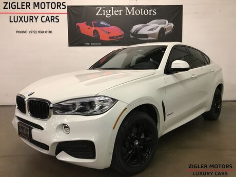2016 BMW X6 *M Sport * xDrive35i Low miles 18kmi *Pristine new* Addison TX