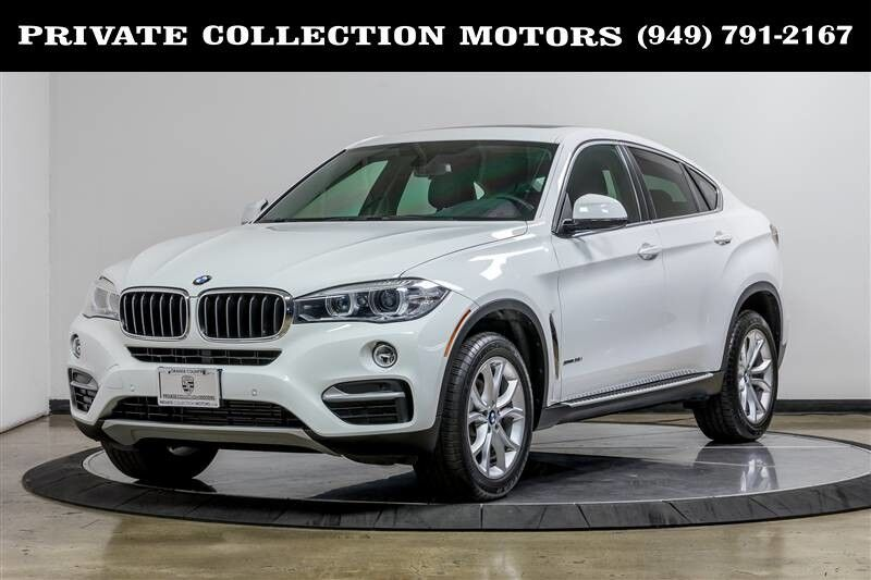 2016_BMW_X6_sDrive35i 1 Owner Clean Carfax_ Costa Mesa CA