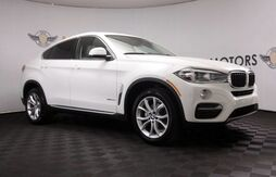 2016_BMW_X6_sDrive35i Navigation,Camera,Heated Seats,Warranty_ Houston TX