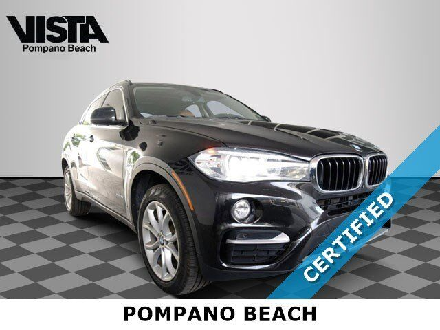 2016 BMW X6 xDrive35i Coconut Creek FL