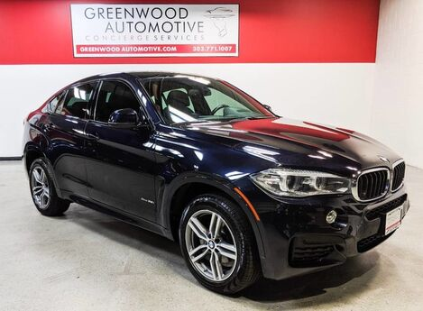2016 BMW X6 xDrive35i Greenwood Village CO