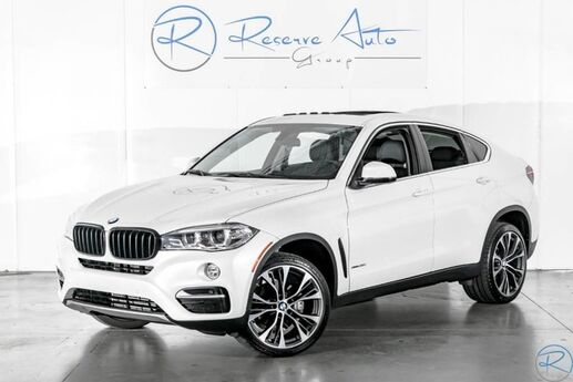 2016 BMW X6 xDrive35i M-Performance Whl Pkg Drvr Asst Pkg HUD The Colony TX