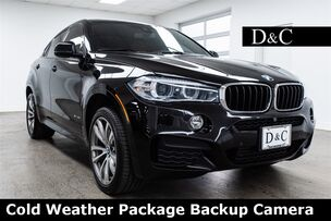 2016 BMW X6 xDrive35i M Sport Cold Weather Package