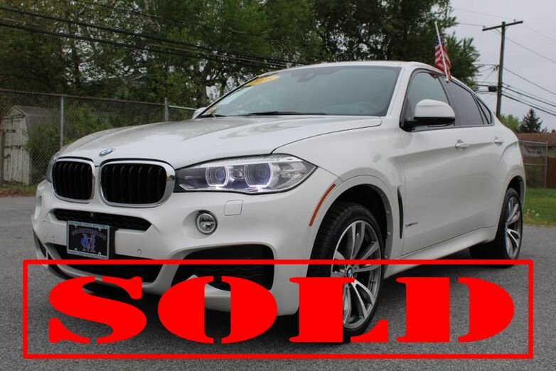 2016 BMW X6 xDrive35i M Sport Package New Castle DE