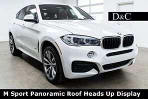 2016_BMW_X6_xDrive35i M Sport Panoramic Roof Heads Up Display_ Portland OR