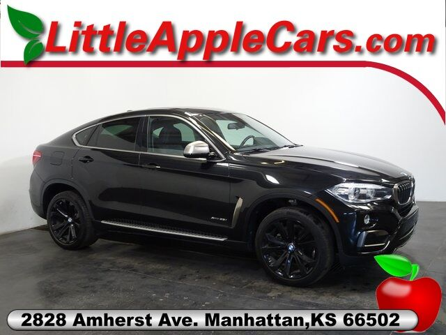 2016 BMW X6 xDrive35i Manhattan KS